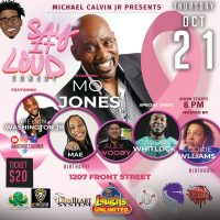 Say It Loud Comedy starring Mo Jones