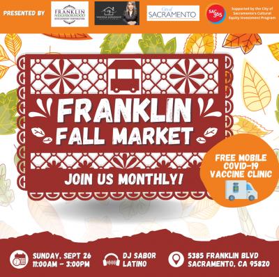 Franklin Fall Market