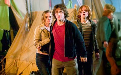Harry Potter and the Goblet of Fire (Wizarding Wor...