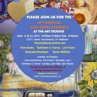 The Art Studios Sacramento (Sac Open Studios)