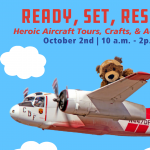 Ready, Set, Rescue! Heroic Aircraft Tours, Crafts ...