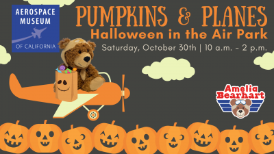 Pumpkins and Planes: Halloween in the Air Park