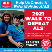 Greater Sacramento Walk to Defeat ALS