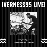 Iverness95 at Tower Brewing