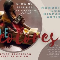 De Colores: ACAI Art Exhibit