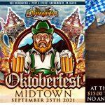 Oktoberfest Midtown Sacramento (SOLD OUT)