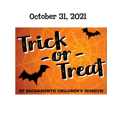 Trick or Treat at Sacramento Children's Museum