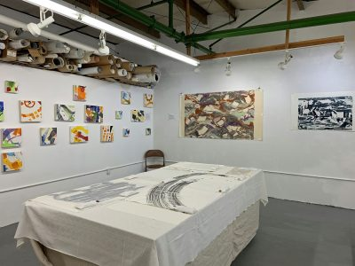 Shirley Hazlett: Open Studio (Sac Open Studios)