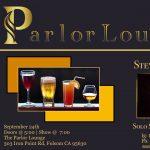 Stevie Mello at Parlor Lounge