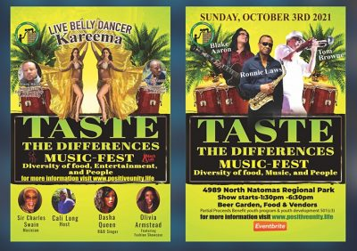 Taste The Difference Music Festival