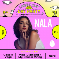 THIS Labor Day Party feat. Nala