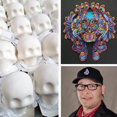 Sugar Skull Workshops Online