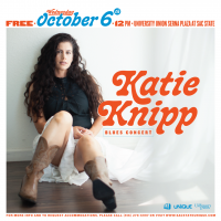 Katie Knipp Blues Concert