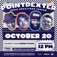 Pointdexter Indie Rock Concert