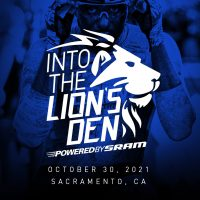 Into the Lion's Den powered by SRAM