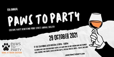 Paws to Party: Costume Party Benefiting Front Stre...