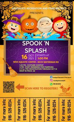 Spook n' Splash