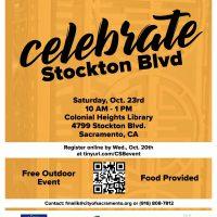 Celebrate Stockton Blvd.