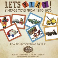 Let's Play! Vintage Toys from 1870-1970