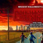 Sac Bar Crawl presents Nightmare on K Street