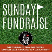 Sunday Fundraise for American Cancer Society