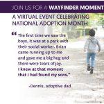 A Wayfinder Moment