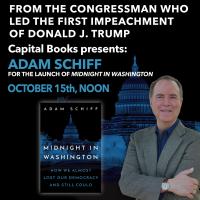 Adam Schiff: Midnight in Washington