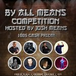 By All Means Comedy Competition