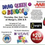 December Drag Queen Bingo