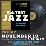 Folsom High School presents All That Jazz