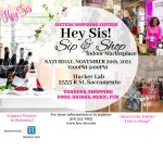 Holiday Sip and Shop Indoor Marketplace