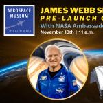 James Webb Space Telescope Pre-Launch Conversation...