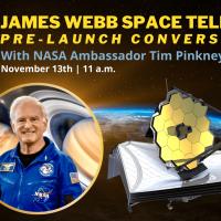 James Webb Space Telescope Pre-Launch Conversation