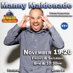 Manny Maldonado featuring Tristan Johnson