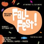 Midtown Church Fall Fest