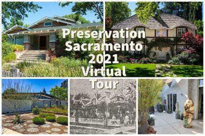 Preservation Sacramento Virtual Historic Home Tour...