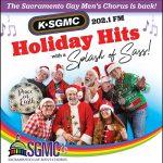 KSGMC 202.1FM: Holiday Hits with a Splash of Sass