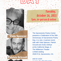 Sacramento Poetry Day
