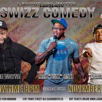 Swizz Comedy with Insane Wayne