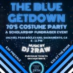 The Blue Get Down: A '70s Costume Party