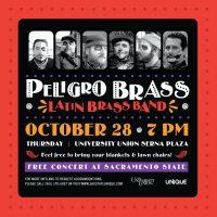 Peligro Brass Latin Brass Band