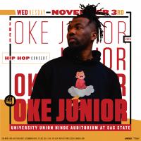 Oke Junior Hip Hop Concert