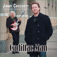 Jimmy Crockett Band Featuring Jerry Jennings on Gu...