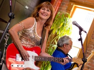 Val Starr & The Blues Rocket (John Sandwich)