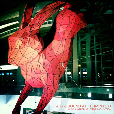 Art & Sound at Terminal B cover