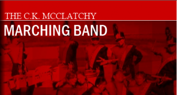 CK McClatchy Marching Band & Music Boosters