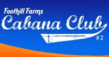 Foothill Farms Cabana Club #2
