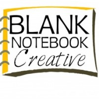 Blank Notebook Creative