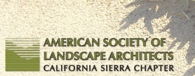 American Society of Landscape Architects: California Sierra Chapter