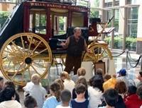 Wells Fargo History Museum - Capitol Mall